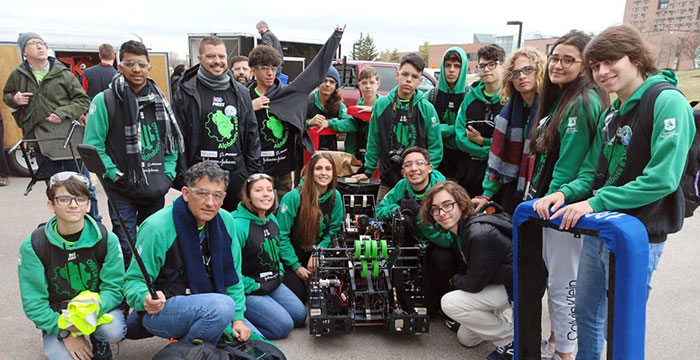 Equipe B&S participa de projeto de Robótica e viaja aos EUA com estudantes
