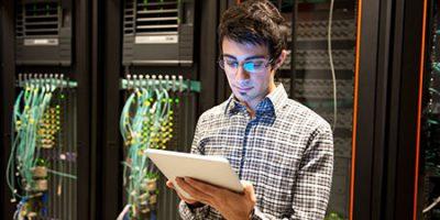Aquisição, registro e monitoramento de dados (MES)